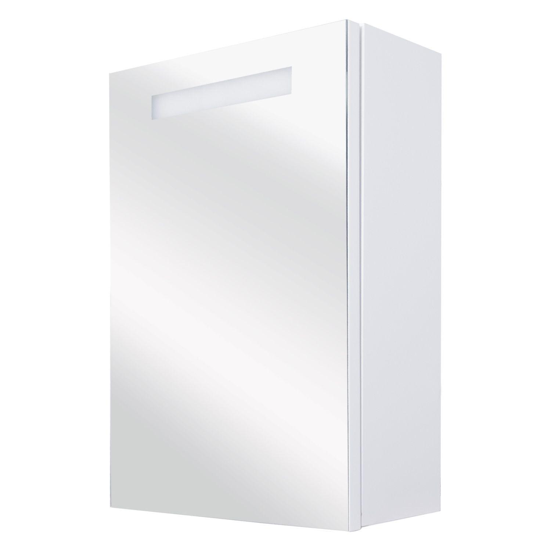 Elba spiegelkast inclusief LED 76x69cm
