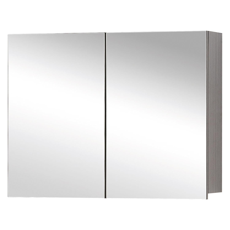 Differnz Style spiegelkast 60cm grijs eiken