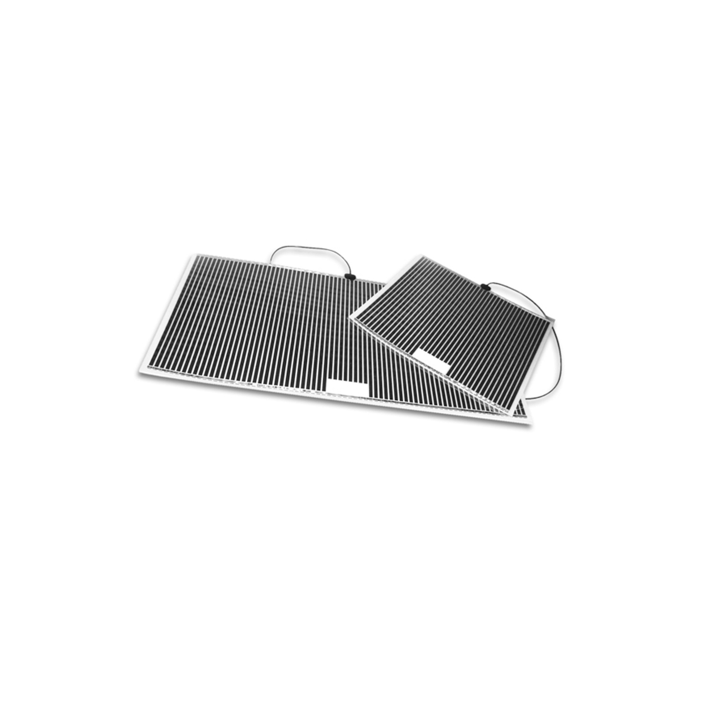 Spiegelverwarming Sanicare Q-Mirrors Zelfklevend Anti-Condens Kema-Keur 52,4x52,4 cm voordeel