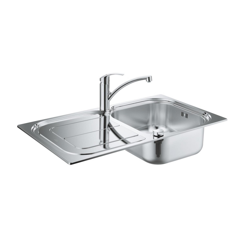 sanitair Wastafels/Gootsteen Tegeldepot voordeel