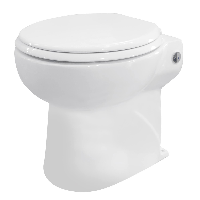 Staand Toilet Van Marcke Go met Vermaler Wit voordeel