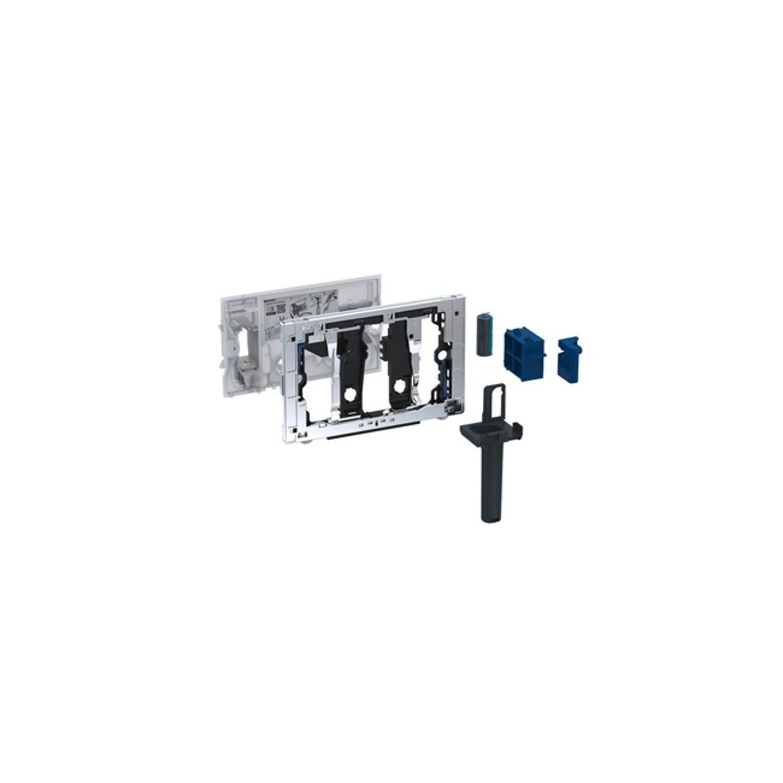 Toilet Stickhouder Geberit Duofresh Voor Sigma UP320 Zonder Geurzuivering Glansverchroomd