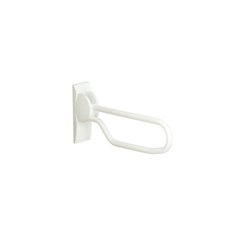 Toiletbeugel Handicare Linido Opklapbaar Aangepast Sanitair 70 cm Wit kopen met korting doe je hier
