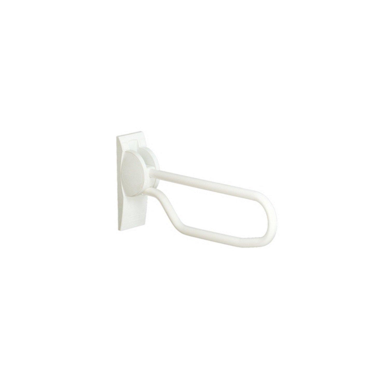 Handicare opklap beugel 60 cm, wit