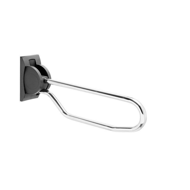 Handicare Linido toiletsteun 80mm rvs, gepolijst LI2603380211