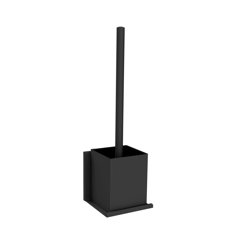 Toiletborstelhouder Allibert Loft-Game Hangend Model Mat Zwart voordeel