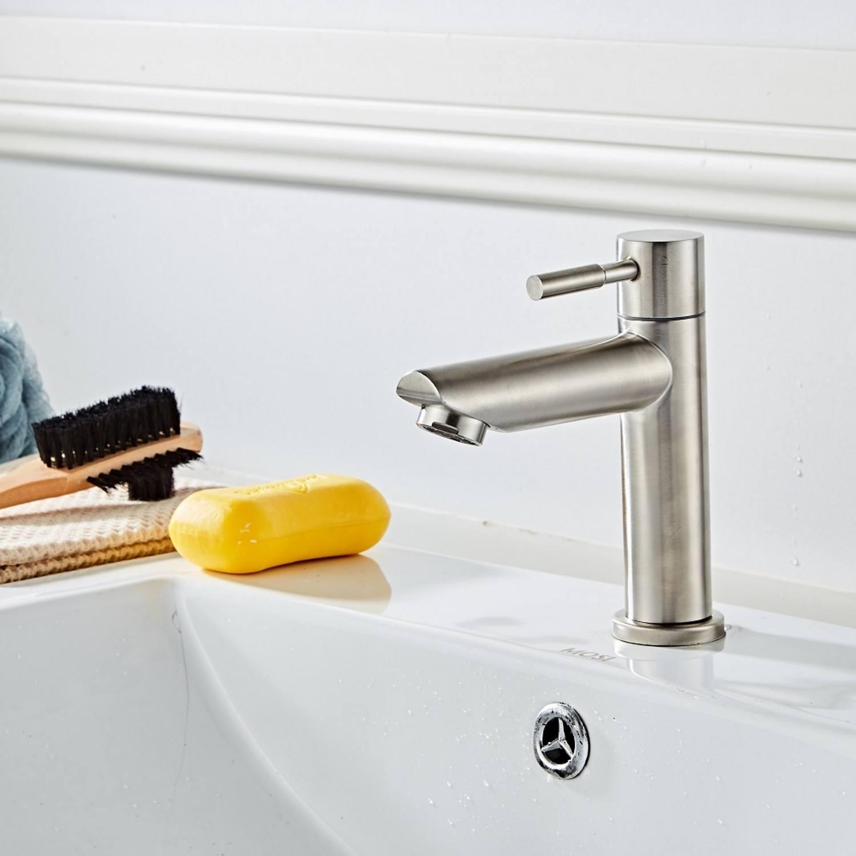 Toiletkraan BWS Exclusive Volledig 304 RVS Boss & Wessing Gratis bezorgd