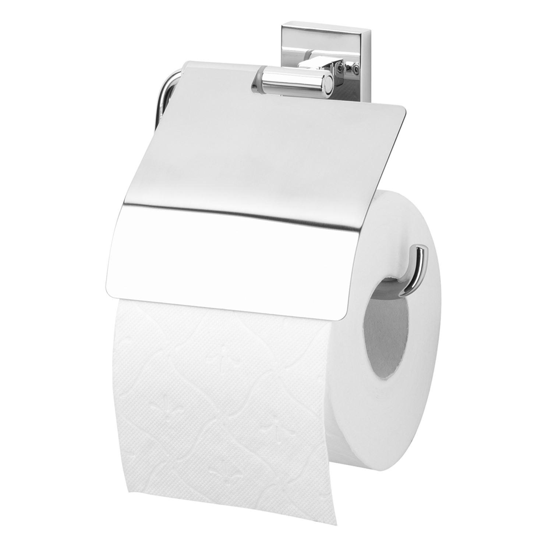 Accessoires 64537 Toiletrolhouder Tiger Melbourne Met klep Chroom