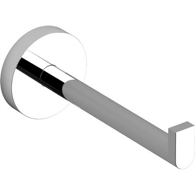 Accessoires 69254 Toiletrolhouder Clou Flat Zonder Klep 12.1cm Chroom