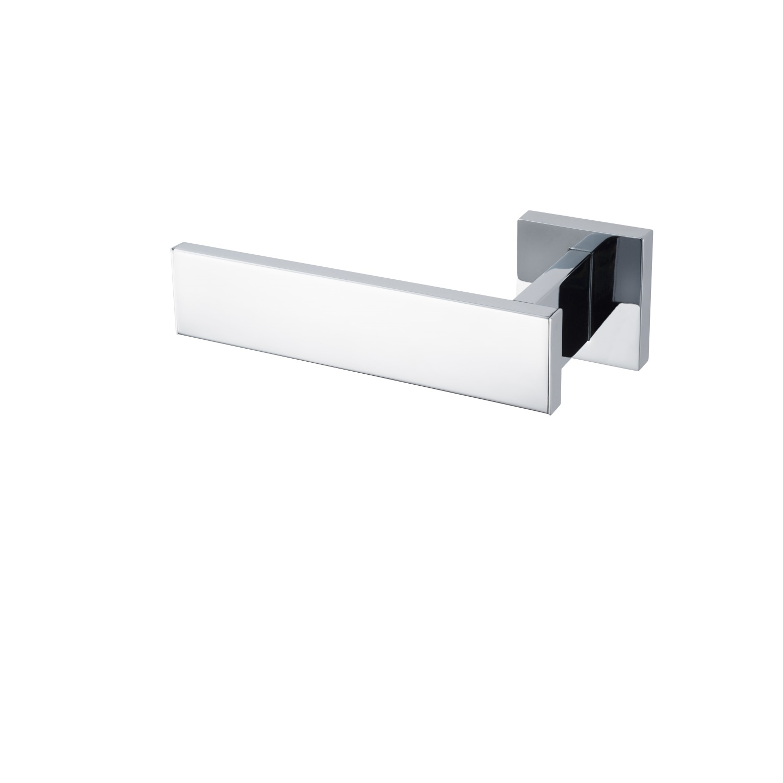 Toiletrolhouder Haceka Aqualux PRO5000 Recht Chroom voordeel