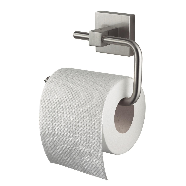 Toiletrolhouders van Haceka kopen? Toiletrolhouder Haceka Mezzo Tec Mat Chroom voor de Accessoires met korting