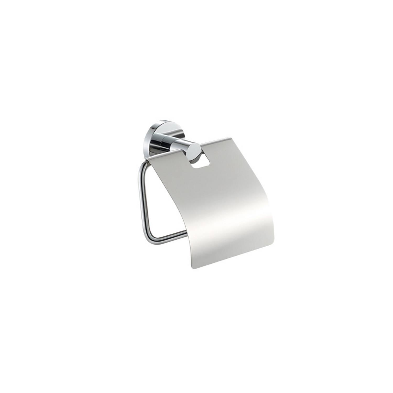 Toiletrolhouder Plieger Vigo met Klep Chroom voordeel
