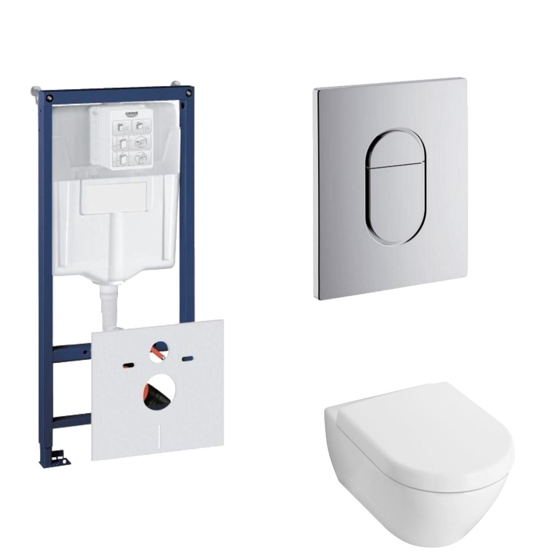Toilet/Toiletset vergelijken