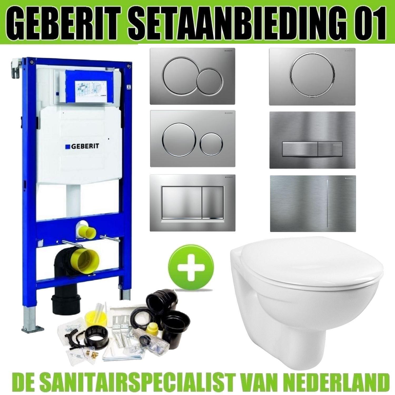 Sanitair-producten > Toilet