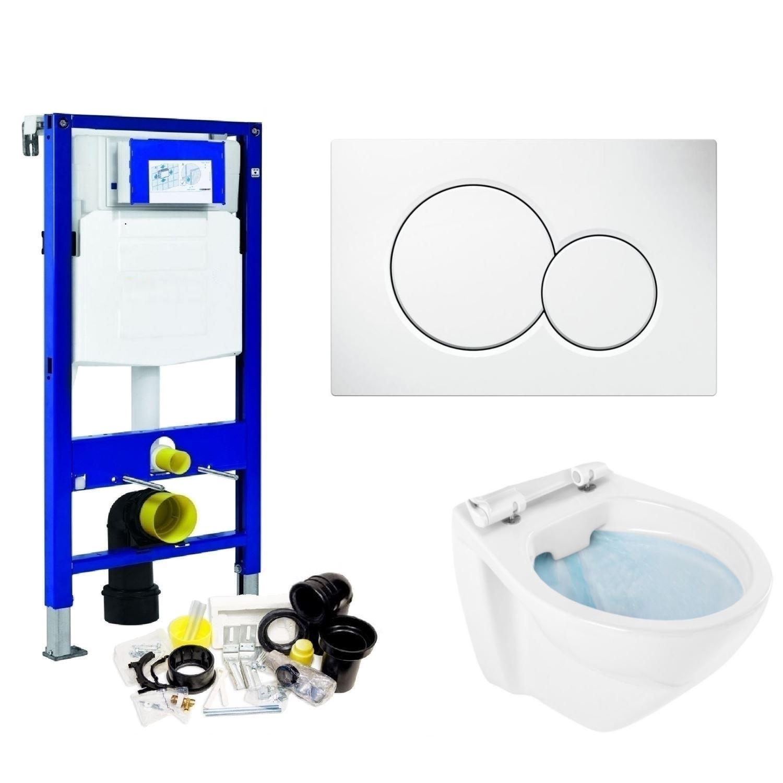 Toiletset van Geberit kopen met korting