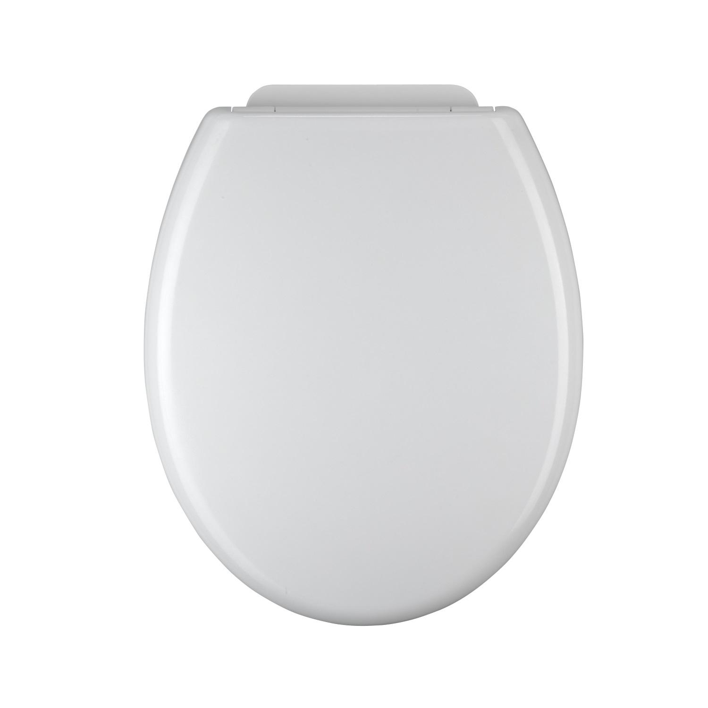 Allibert Stability Toiletbril Wit