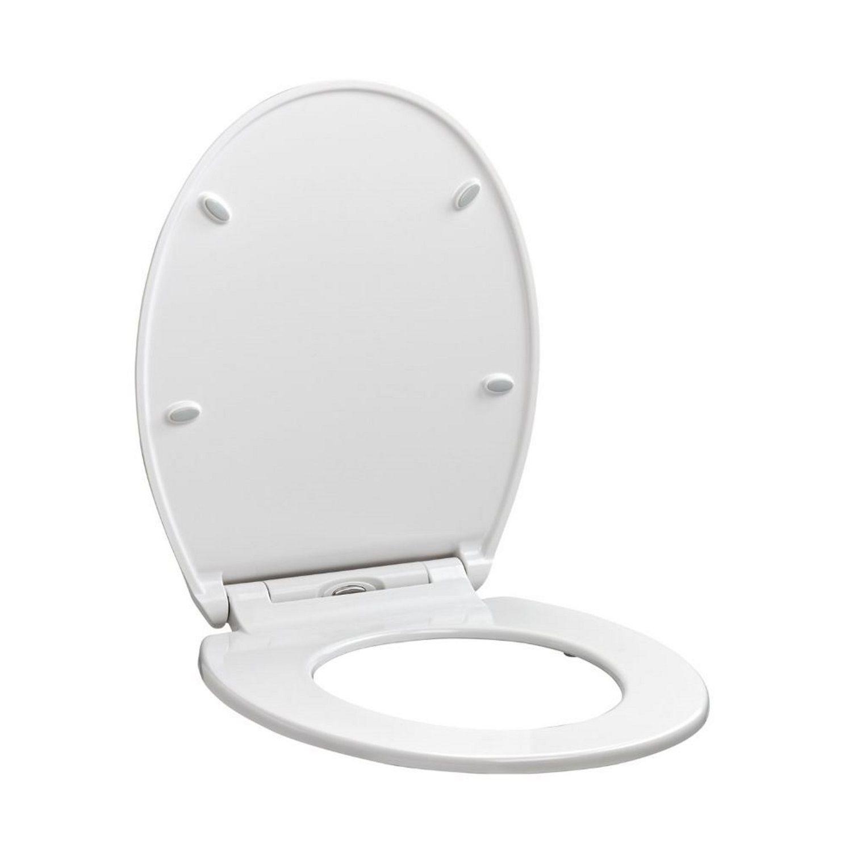 Allibert System Toiletbril Wit