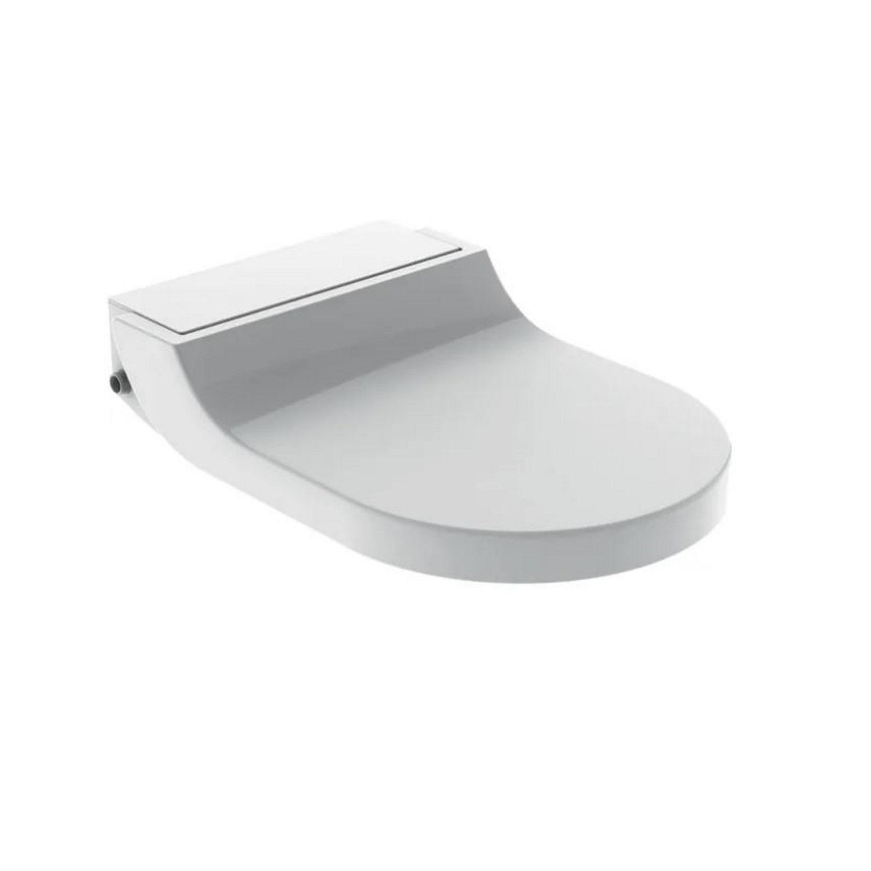 Toilet > Toiletbril > Toiletbril design kopen? Toiletzitting met Onderdouche Geberit AquaClean Tuma Classic Alpien Wit het voordeligst hier