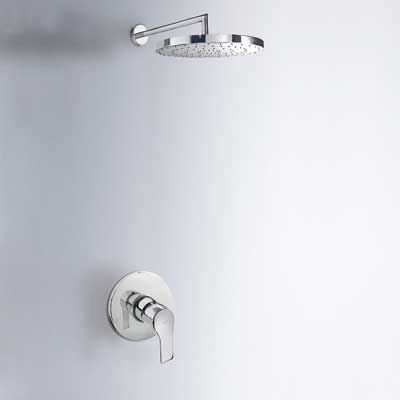 Sanitair-producten 15746 Tres K inbouw douchekraan chroom 169377