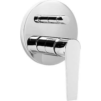 Sanitair-producten 15236 Tres Class Inbouw bad/douchemengkraan Chroom 20518001