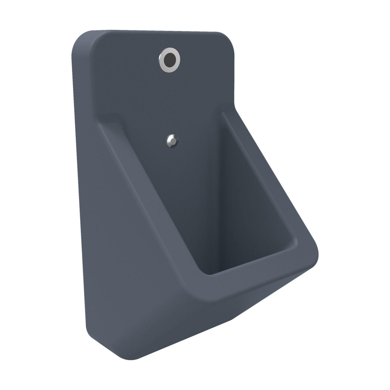 Productafbeelding van Urinoir Boss & Wessing Arlo Met Geïntegreerde Sensor Mat Basalt
