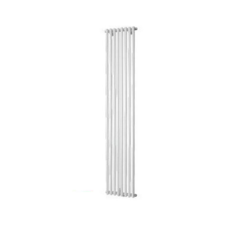 Plieger Venezia M designradiator enkel verticaal middenaansluiting 1970x304mm 970W aluminium
