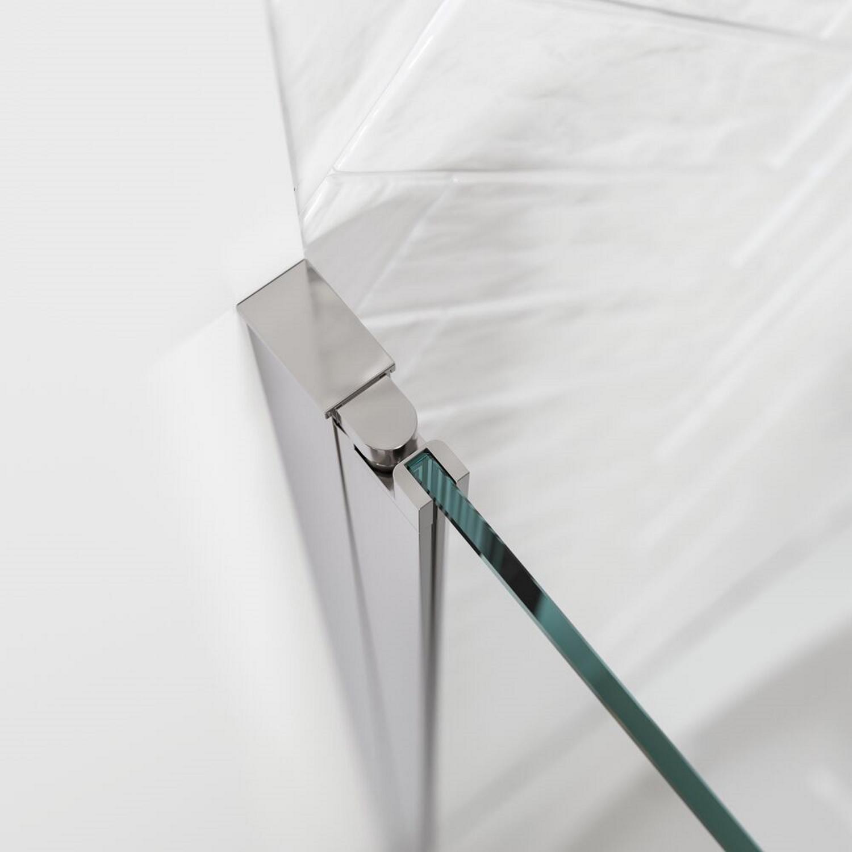Productafbeelding van Verbredingsprofiel Sealskin Hooked 200 cm Zilver