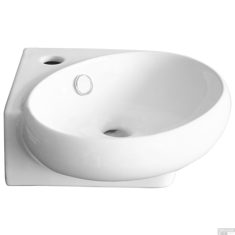 fonteinpack vm go happy hoekfontein wit 36 x 38 5 x 13 5 cm keuze