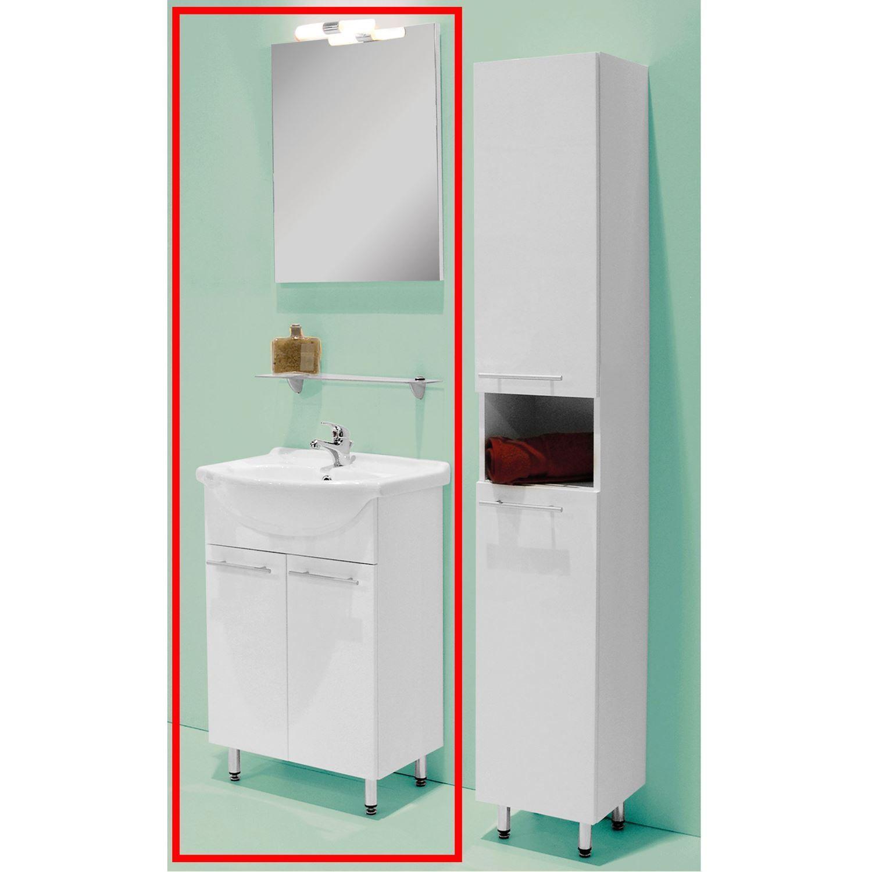 Sanitair-producten > Badkamermeubels > Wastafelmeubels