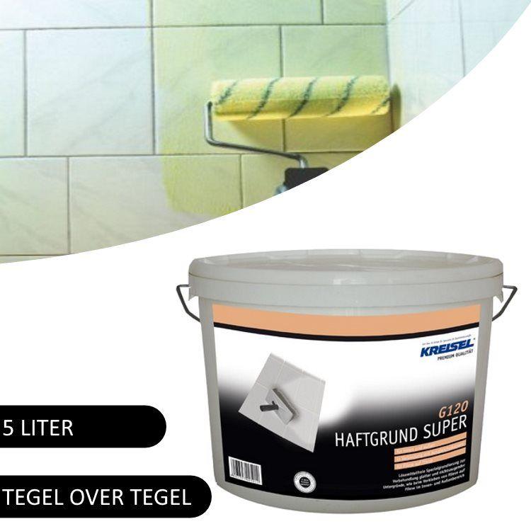Sanitair-producten > Tegels > Tegel toebehoren > Voorstrijk