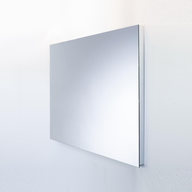 Wandspiegel Van Marcke Miro Zonder Verlichting 60x60 cm Glas