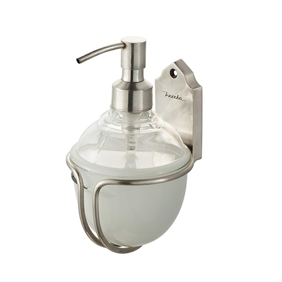Haceka Vintage zeepdispenser zilver 1170896