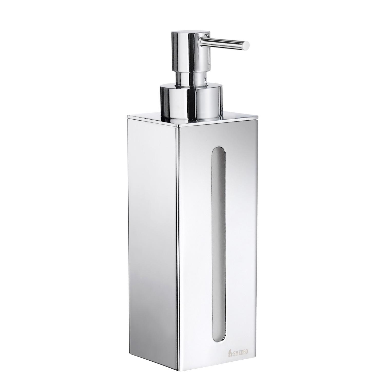 Zeepdispenser Smedbo Outline Wandmodel 250 ml Chroom
