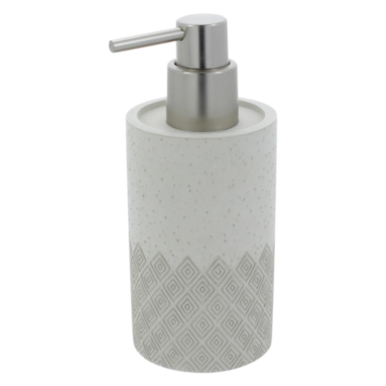 Zeeppomp Diffrenz Sand 17x7x7 cm Mat Beige kopen - Tegel Depot sanitair met korting