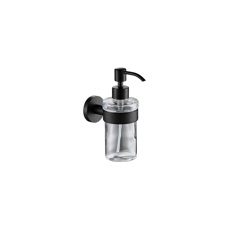 Zeeppomp Plieger Vigo Glas met Houder Mat Zwart voordeel