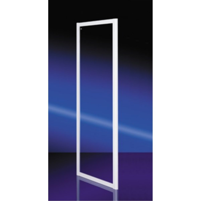 Inloopdouche Zijwand Plieger Class 3mm Glas 86 90x185cm Aluminium