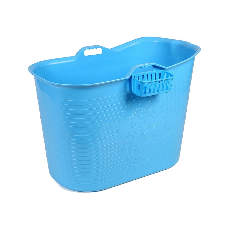 Onwijs Zitbad Bath Bucket Voor Volwassenen Blauw 92x51x63cm Voor 200 RL-38
