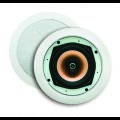 Speakerset Aquasound Samba (draaibare Tweeter) Wit Rond 215mm