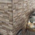Wandtegel Rondine J86615 Wall Art Taupe 15x61 cm (doosinhoud 1.02 m2)