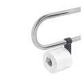 Toiletrolhouder voor Opklapbare Toiletbeugel Tiger Boston Comfort en Safety Chroom