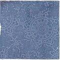 Vtwonen Wandtegel Craft Midnight Blue Glans Deco 12.4x12.4 cm (Doosinhoud 0.42 m2)
