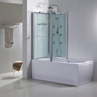 Complete Bad Douche Combinatie Wiesbaden Vanity 170x85x218 cm 5mm (Links)