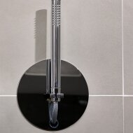 Inbouw Doucheslang Roll-in Shower Luca met Staafdouche Chroom