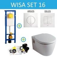 Wisa XS set16 Ideal Standard Connect (Met Argos of Delos drukplaat)