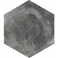 Wandtegels Jos Haag Cir Miami Pitch Black 24x27.7 cm (Doosinhoud 1.33 m²)