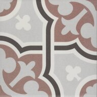 Vtwonen Douglas & Jones Vloer en Wandtegel Vintage Flow Marron 20x20 cm