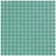 Glasmozaïek Tegel The Mosaic Factory Jade Groen 20x20 cm (Doosinhoud: 1,04 m2) OP=OP