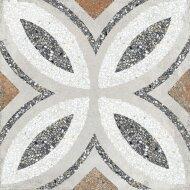Terrazzo tegels Casale Firenze grigio 25x25 (Doosinhoud 0,75 M²)