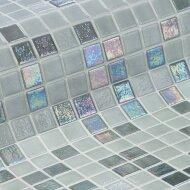 Mozaiek Ezarri Iris Stone 2,5x2,5 cm (Doosinhoud 2 m²)