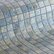 Mozaiek Ezarri Zen Bali Stone 2,5x2,5 cm (Doosinhoud 2 m²)